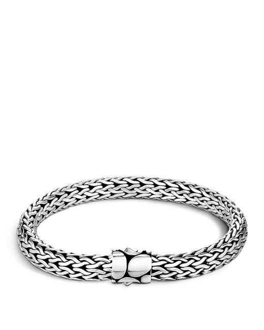 John Hardy | Metallic Women's Sterling Silver Kali Medium Bracelet | Lyst