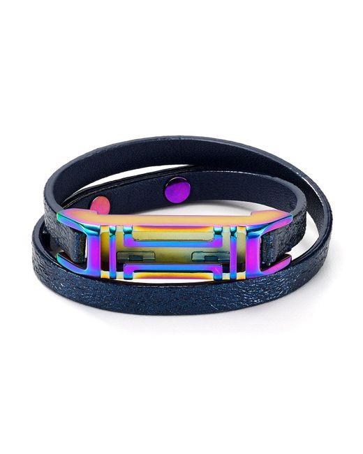 Tory Burch   Blue Fitbit Bracelet   Lyst
