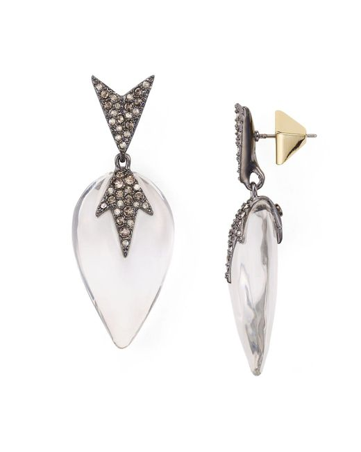 Alexis Bittar | Multicolor Lucite Drop Earrings | Lyst