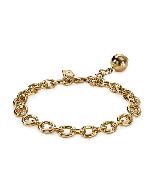 Kate Spade | Metallic How Charming Link Bracelet | Lyst