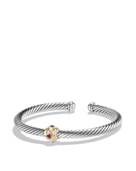 David Yurman | Pink Rhodalite Garnet And 14k Gold | Lyst