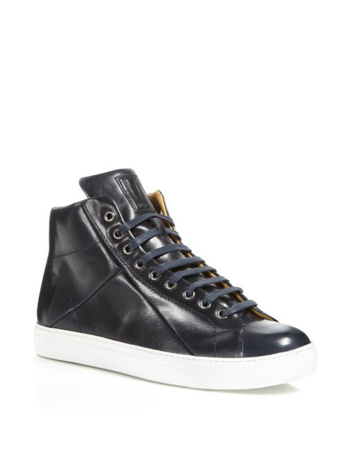 Mr. Hare | Blue Jack Johnson High Top Sneakers for Men | Lyst