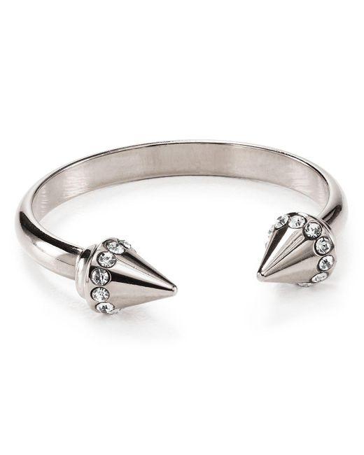 Vita Fede | Metallic Ultra Mini Titan Crystal Ring | Lyst