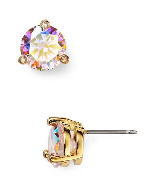 kate spade new york | Multicolor Stud Earrings | Lyst