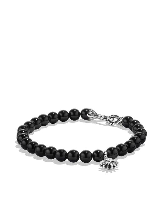 David Yurman | Spiritual Beads Bracelet With Black Onyx And Diamonds | Lyst
