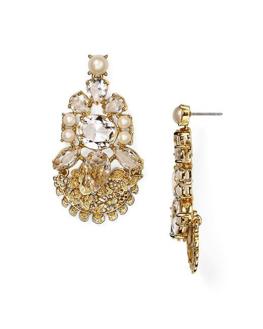 Kate Spade | Multicolor Chantilly Drop Earrings | Lyst