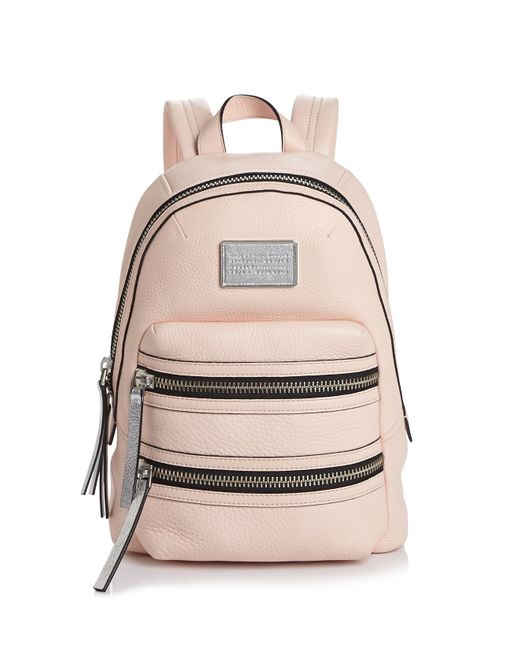 Marc By Jacobs Backpack Domo Biker In Blue Pearl