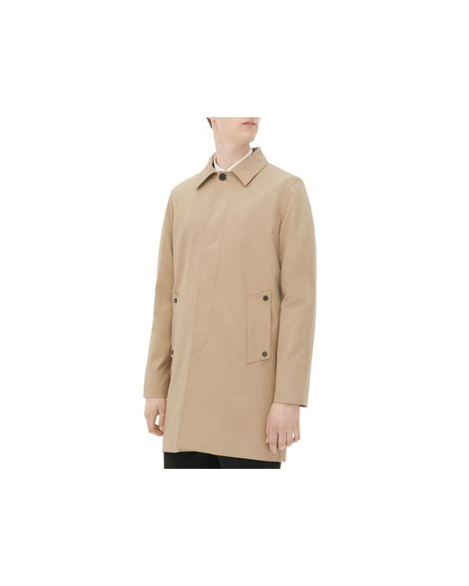 From classic to contemporary, the trench coat is an enduring wardrobe staple. Double-breasted designs in sandy tones are timeless, while options in vivid hues bring things up to date with modern flair.