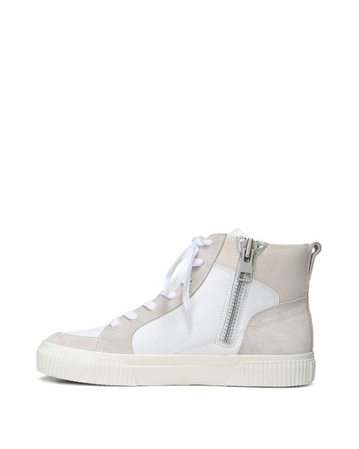 Vince Women's Kiles Suede & Leather High Top Lace Up Sneakers FlZGq