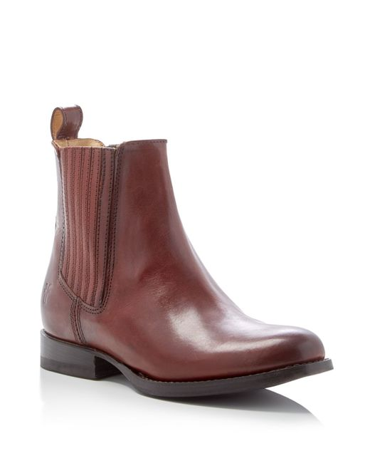 Simple Frye Women39s Phillip Chelsea Boots In Brown Whiskey  Save 11