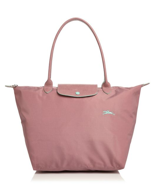 Longchamp - Multicolor Le Pliage Club Large Shoulder Tote - Lyst