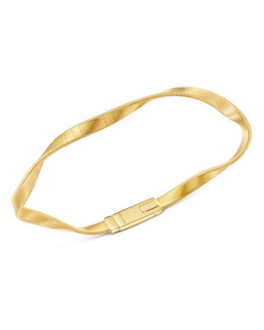 Marco Bicego - Metallic Yellow Gold Marrakech Bracelet - Lyst