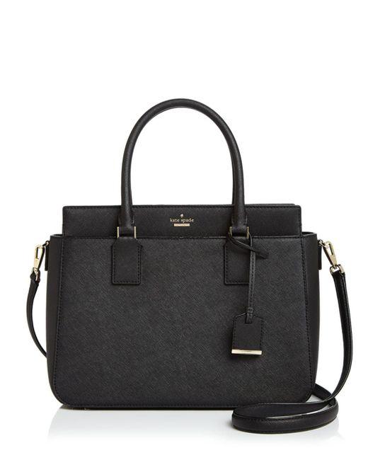 Kate Spade - Black Cameron Street Sally Leather Handbag - Lyst