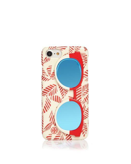 Tory Burch | Multicolor Mirror Sunnies Iphone 7 Case | Lyst