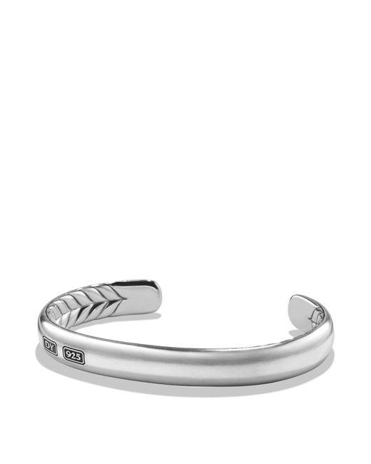 David Yurman   Metallic Streamline Cuff Bracelet   Lyst