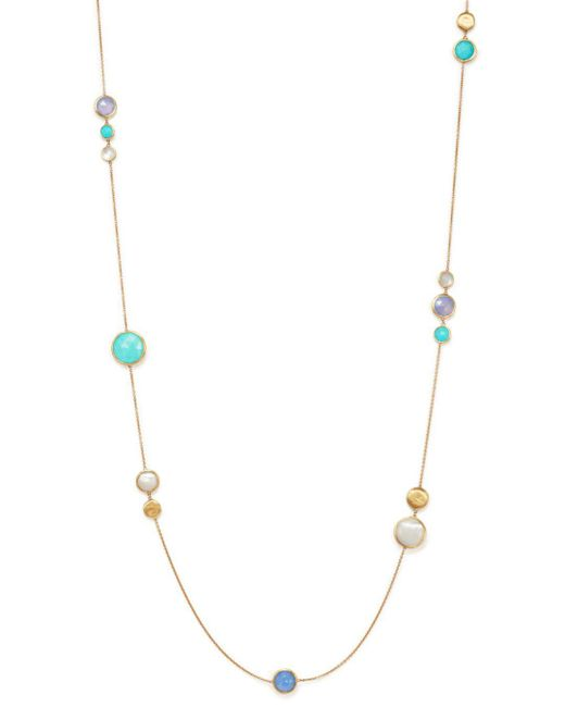Marco Bicego - Metallic Mother-of-pearl And Chalcedony - Lyst