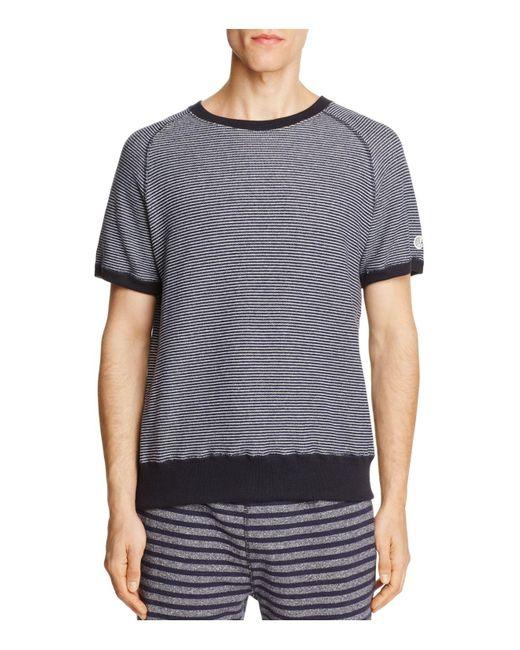 Todd Snyder | Blue Stripe Sweatshirt for Men | Lyst