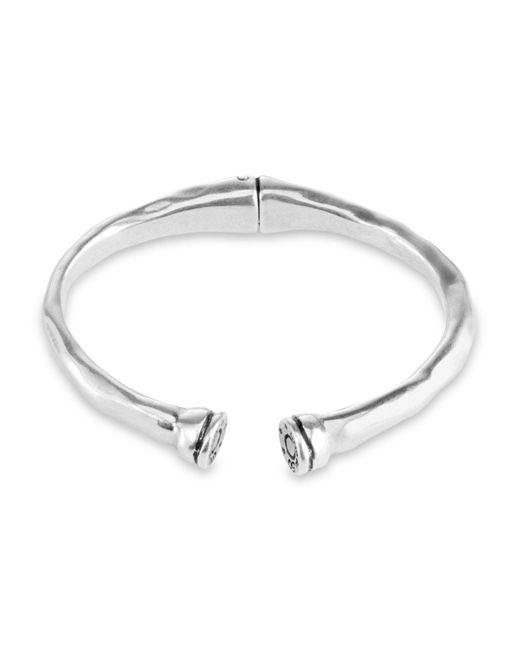 Uno De 50 | Metallic Balabares Cuff | Lyst