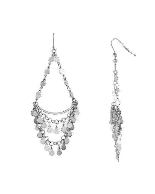 Argento Vivo | Metallic Carmen Chandelier Earrings | Lyst