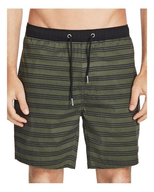 Zanerobe | Green Laguna Camouflage Swim Trunks for Men | Lyst