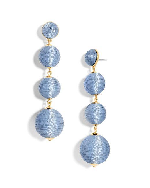BaubleBar | Multicolor Criselda Ball Drop Earrings | Lyst