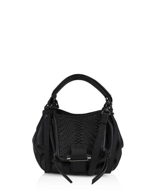 Kooba - Black Jonnie Mini Leather Crossbody - Lyst