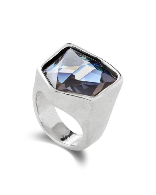 Uno De 50 - Metallic Fresh Ring - Lyst