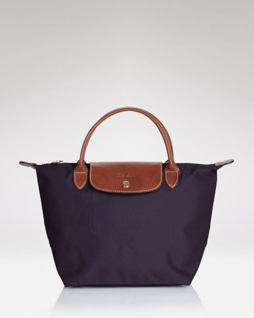 Longchamp - Multicolor Le Pliage Small Handbag - Lyst