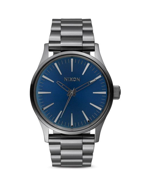 Nixon - Metallic 38mm - Lyst