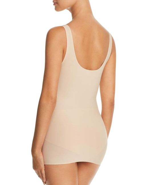 f96c814203 ... Yummie - Multicolor 6-in-1 Step-in Shaping Tank Slip - Lyst ...