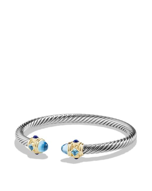 David Yurman - Blue Lapis Lazuli And 14k Gold - Lyst