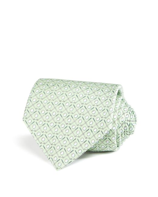Vineyard Vines | Green Golf Clubs Classic Tie for Men | Lyst