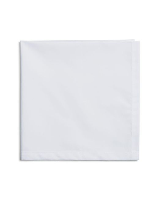 Turnbull & Asser | White Cotton Handkerchief for Men | Lyst