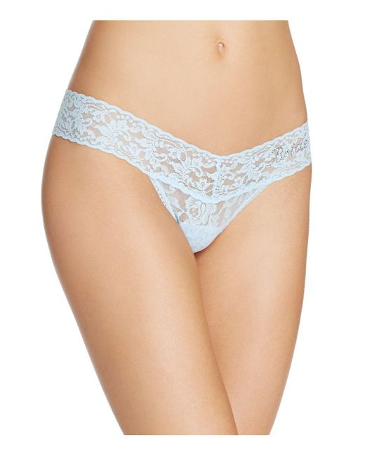 Hanky Panky | Natural Bride Low-rise Thong | Lyst
