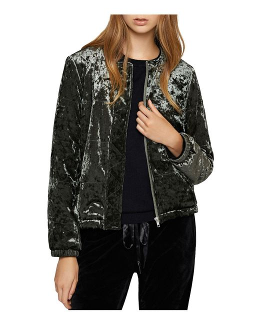 Sanctuary | Multicolor All You Need Is Me Crushed Velvet Jacket | Lyst