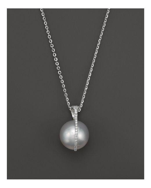 """Tara Pearls - Metallic 15"""" - Lyst"""