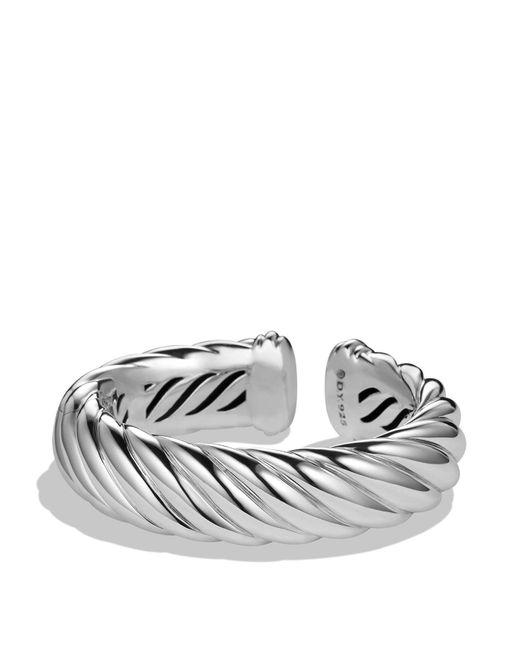 David Yurman - Metallic Waverly Bracelet - Lyst