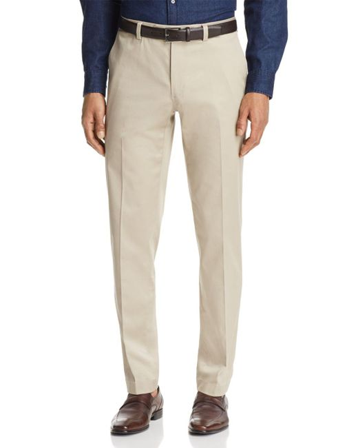 Brooks Brothers - Natural Marco Chinos for Men - Lyst