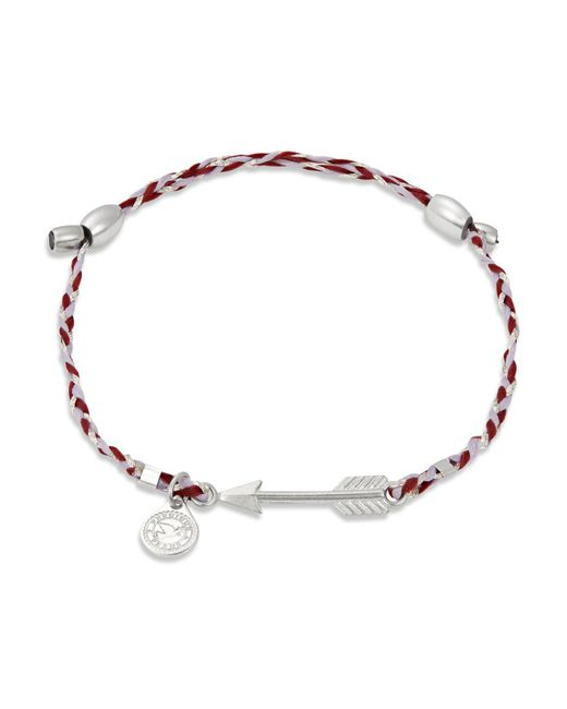 ALEX AND ANI - Metallic Arrow Expandable Bracelet - Lyst
