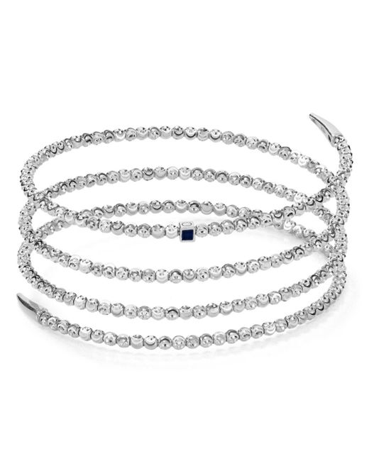 Officina Bernardi - Metallic Coil Bracelet - Lyst