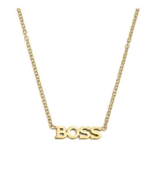Zoe Chicco | Metallic 14k Yellow Gold Boss Necklace | Lyst