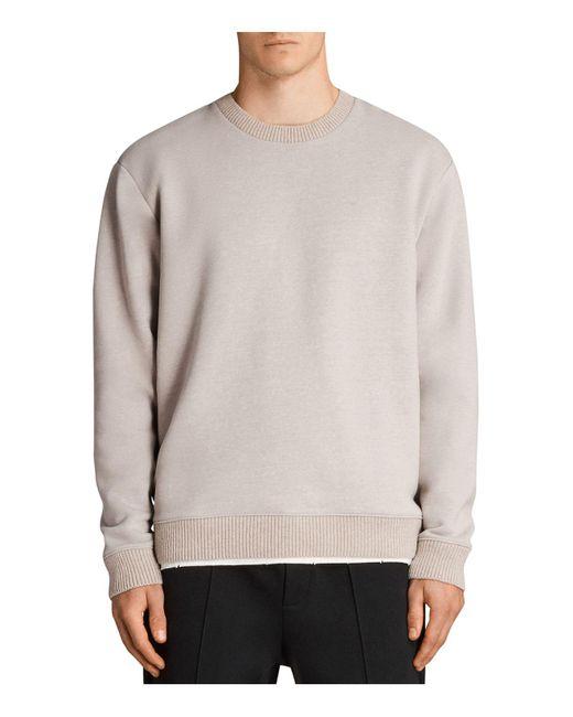 AllSaints - Multicolor Elders Sweatshirt for Men - Lyst