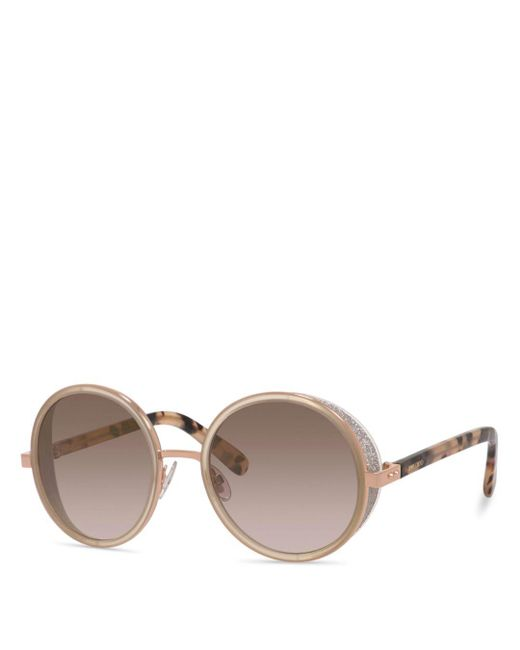 Jimmy Choo - Metallic 53mm - Lyst