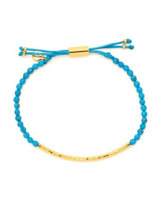 Gorjana   Multicolor Power Turquoise Bar Bracelet   Lyst