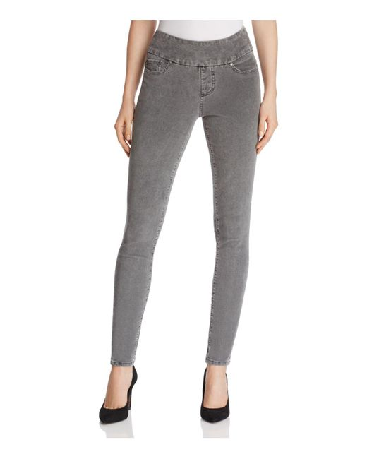 Jag Jeans | Gray Nora Skinny Corduroy Pants | Lyst