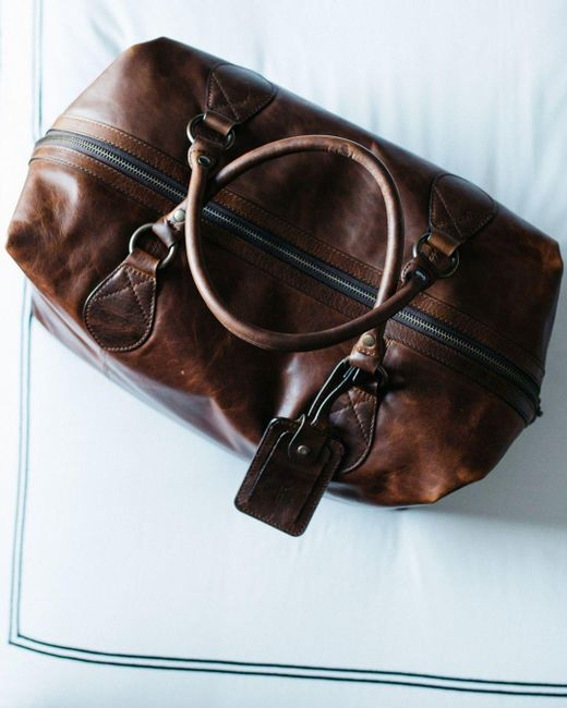 d469c4eb5d6 ... Frye - Multicolor Logan Overnight Leather Duffle Bag for Men - Lyst ...