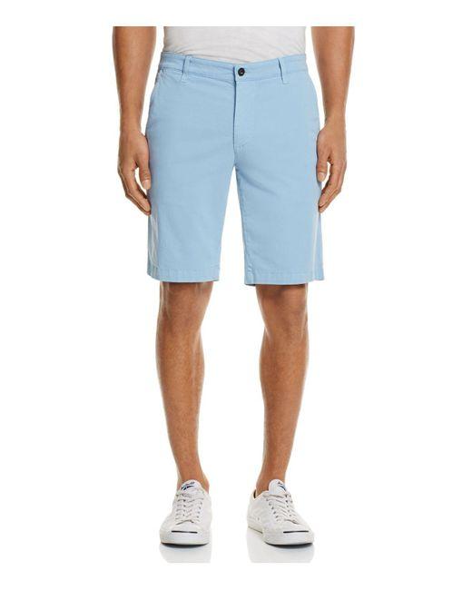 AG Green Label | Blue Canyon Straight Leg Shorts for Men | Lyst