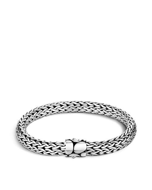 John Hardy - Metallic Women's Sterling Silver Kali Medium Bracelet - Lyst