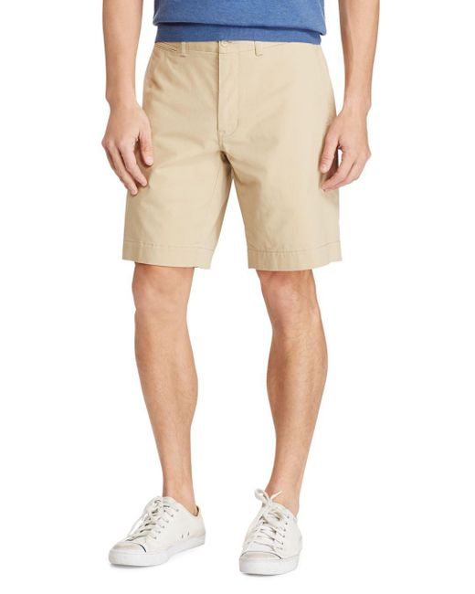Polo Ralph Lauren - Natural Stretch Cotton Classic Fit Chino Shorts for Men - Lyst