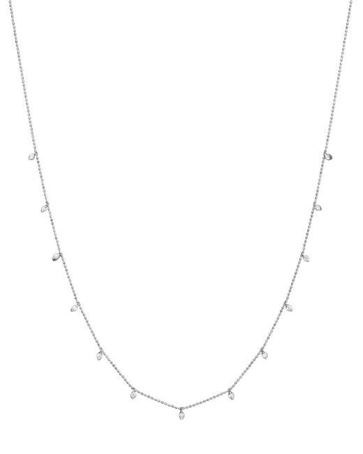 Bloomingdale's - Diamond Station Necklace In 14k White Gold, .50 Ct. T.w. - Lyst